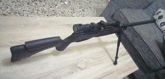 Vendo Rifle Gamo Calibre 22 Con Su Permiso Al Día.