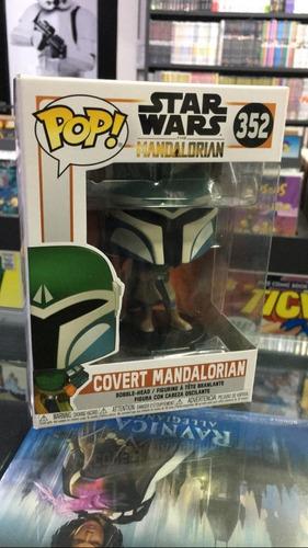 Funko Pop Star Wars: The Mandalorian - Covert Mandalorian