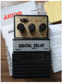 Pedal Digital Delay Arion Japonês
