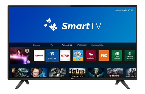 Smart Tv Led 43 Philips 43pfg5813/78 Full Hd 2 Hdmi 2 Usb