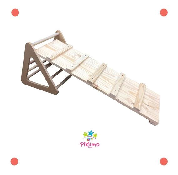 Triangulo + Rampa Montessori
