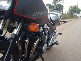 Impecável Honda Cbx 750 Four 7 Galo Magia Negra