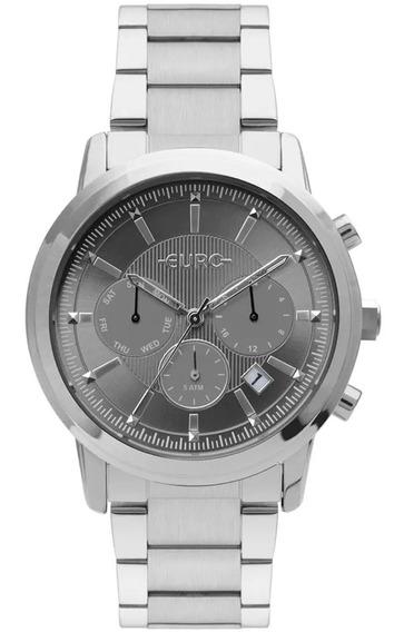 Relógio Euro Feminino Multi Basics Pushers Eujp25aa/3c