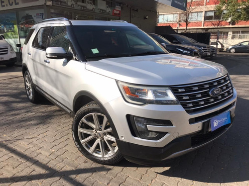 Ford Explorer 3.5 At 4wd 2016