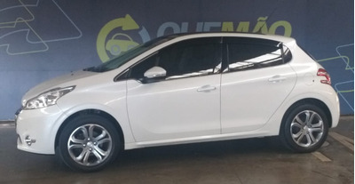 Peugeot - 208 Griffe - Motor 1.6 - Ano 2016