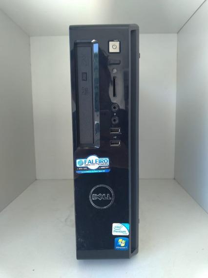 Computador Dell Vostro, Core I5 2ª Ger, 4gb Ddr3, 320gb