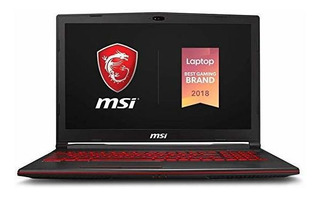 Msi Gl63 8rcs-060 15.6 Gaming Laptop Intel Core I5-8300h N ®