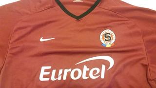 Camisa Sparta Praga - Original De Coleção