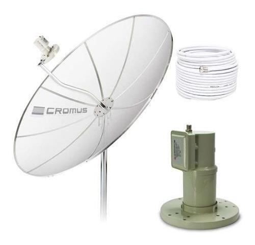 Antena Parabólica De Tela - Monoponto 150m