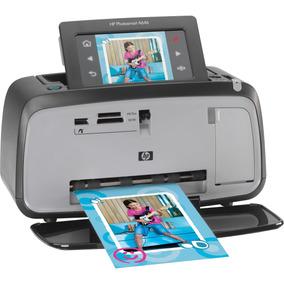 Impressora Compacta De Fotos Hp Photosmart A646