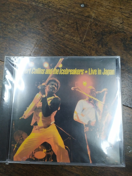 Cd Albert Collins And The Icebreakers