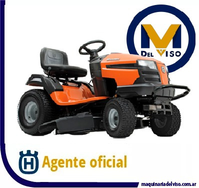 Mini Tractor Husqvarna 15 Hp X 38 Super Oferta X Contado
