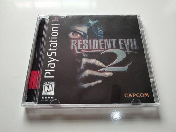 Resident Evil 2 - Psone Patch Dublado E Legendado Português