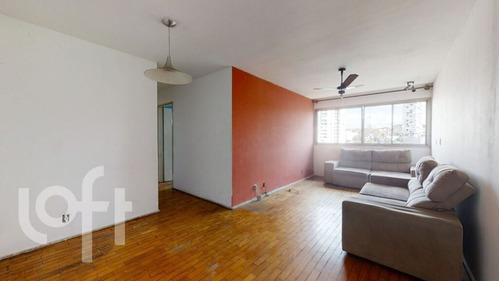 Imagem 1 de 30 de Apartamento Padrão Em São Paulo - Sp - Ap0398_rncr