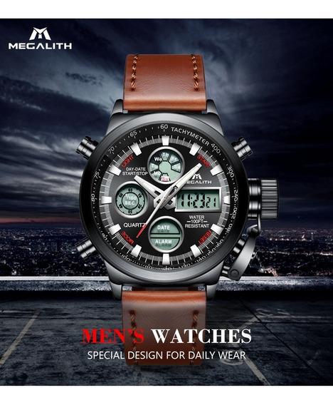 Relógio Megalith