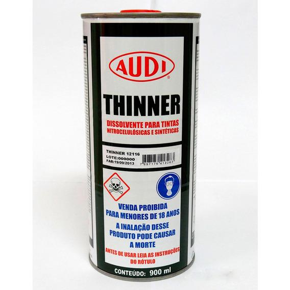 Thinner Para Limpeza 12116 Audi 900ml
