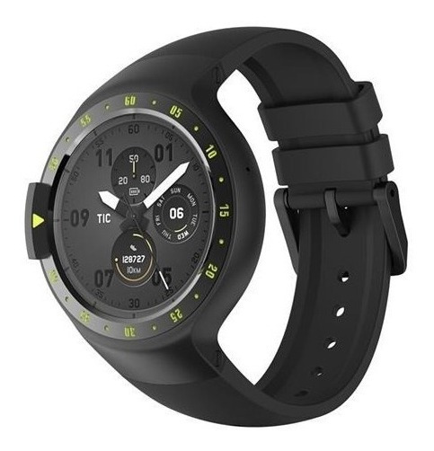Ticwatch S Sport 4gb Android Wear 2.0 Vitrine