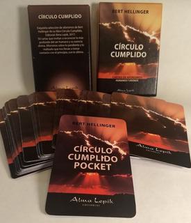 Bert Hellinger - Círculo Cumplido Pocket Cartas - Unicas