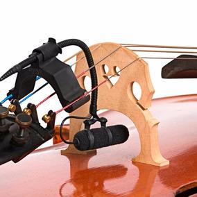 Microfone 4099c Dpa Para Cello Novo Garantido
