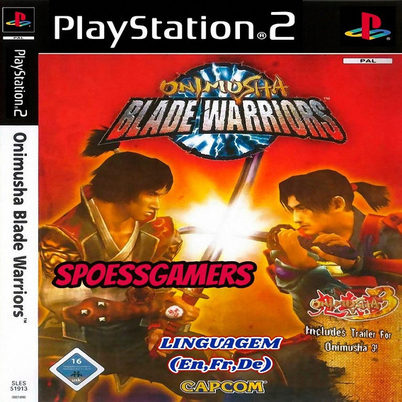 Onimusha Blade Warriors Spin-off Patch .