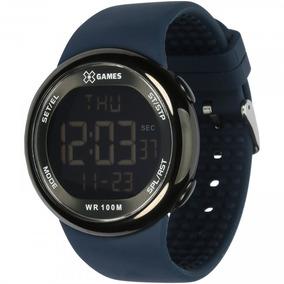 Relógio X-games Xmppd440 + Garantia De 1 Ano + Nf