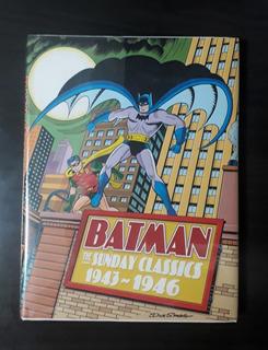 Hq Batman: The Sunday Classics 1943-1946