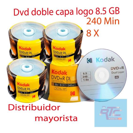 Dvd Kodak Doble Capa