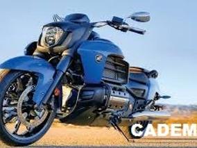 Honda Valkyrie 1800 / 2014 Abs Y Faros De Posecion