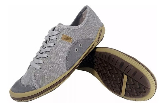 Zapatillas Caterpillar Jonzed Canvas Urbana 190349 Eezap