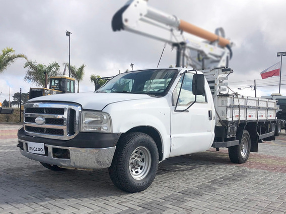 Ford F350 2011 4x2 Chassi = Chevrolet Gm Cargo Volks Vw Mb