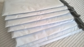 Envelope De Segurança Com Saco Bolha 19x25 (100 Pçs)