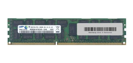 Memória Ram Servidor Samsung 16gb 1333mhz 2rx4