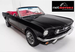 Unico!! Mustang Convertible 1965