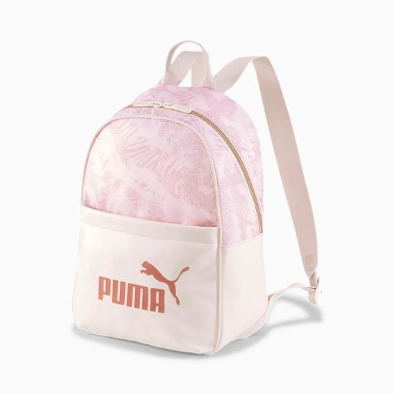 Mochila Puma Wmn Core Up Backpack 076970 Dama Colores Asfl70