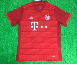 Nova Camisa Bayern München Versão Torcedor Temporada 19/20