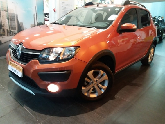 Sandero 1.6 Stepway 8v Flex 4p Manual 59000km