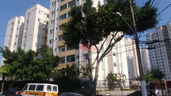 Apartamento 2 Dorms Todo Mobiliado Próximo Ao Parque Do Carmo - A7459