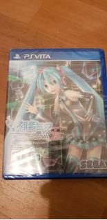 Hatsune Miku: Project Diva F 2º - Playstation Vita