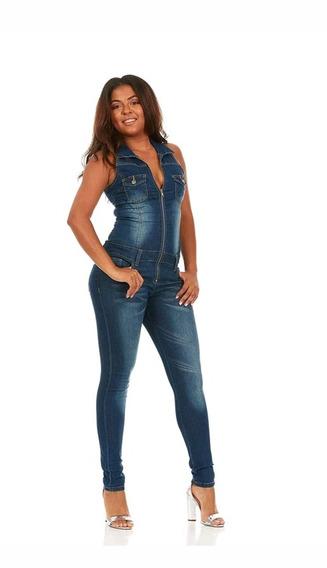 Jumpsuit De Mezclilla Marca Cover Girl