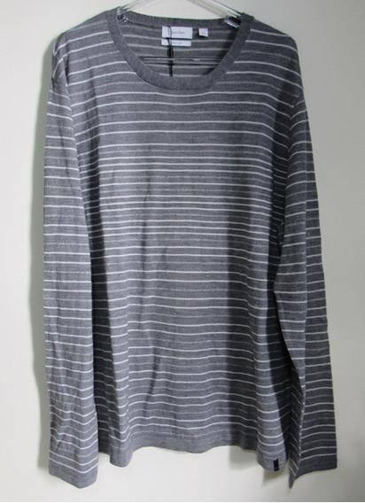Blusa Tricot Calvin Klein Importado- Novo/ Original- G