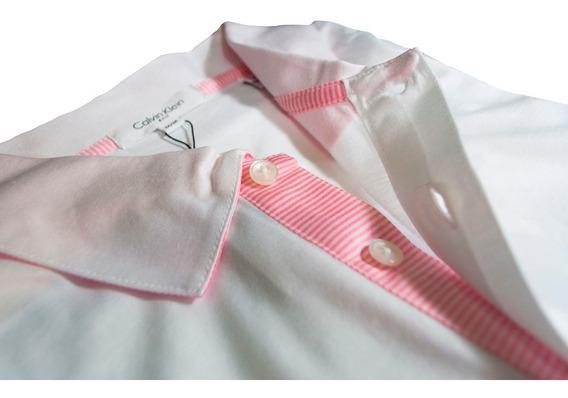 Camisa Polo Manga Corta Original Calvin Klein Golf Talla M