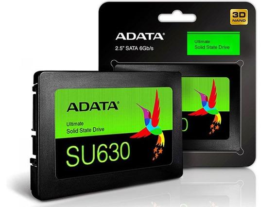 Ssd Desktop Notebook Sata Adata Su630 480gb 2.5 Sata Iii