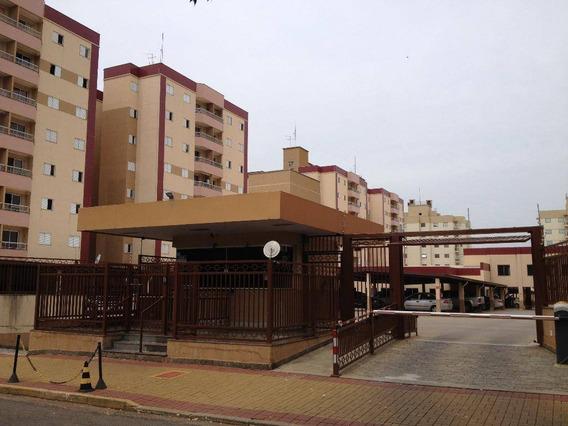 Apartamento Com 3 Dormitórios Para Alugar, 81 M² Por R$ 1.300,00/mês - Morumbi - Paulínia/sp - Ap0502