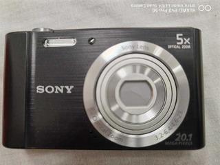 Cámara Fotográfica Sony Cyber-shot Modelo Dsc-w800