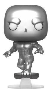Figura Funko Pop Marvel Fantastic Four - Silver Surfer