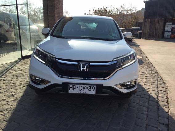 Honda Cr-v 2.4 Ex Auto