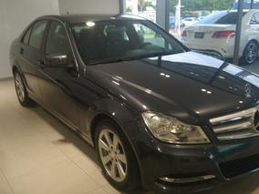 Mercedes-benz Clase C 180 Cgi At Turbo