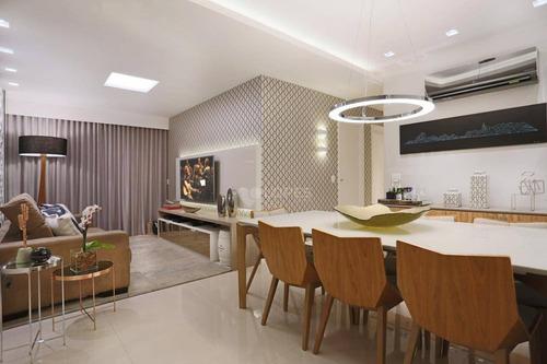 Apartamento Com 3 Quartos Por R$ 2.000.000 - Icaraí - Niterói/rj - Ap47310