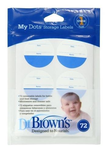 Etiquetas Dr Browns De Almacenamiento