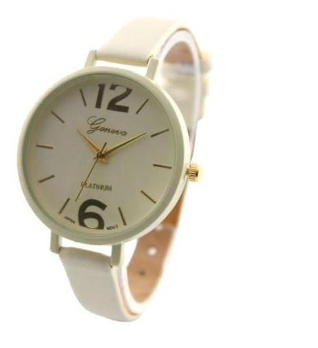 Relógio De Pulso De Luxo Menina Criança Adolescente 134